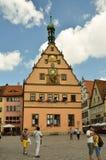 Rothenburg ob der Tauber 1 Στοκ εικόνα με δικαίωμα ελεύθερης χρήσης