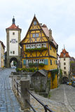 Rothenburg-ob der tauber Stockfotos