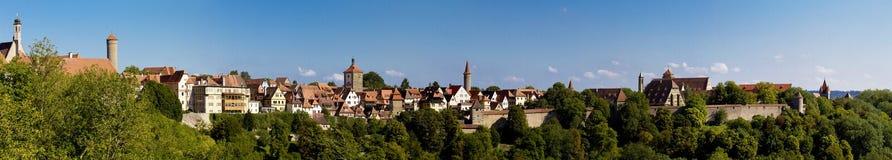 Rothenburg ob der Tauber Lizenzfreies Stockfoto