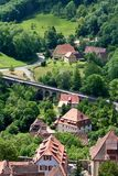 Rothenburg ob der Tauber Royalty Free Stock Image