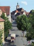 Rothenburg ob der Tauber Royalty Free Stock Photo