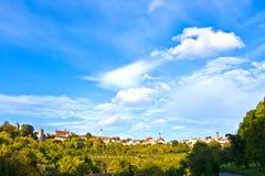 Rothenburg-ob der Tauber, alte berühmte Stadt von mittelalterlichem Zeitse Stockbilder
