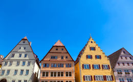 Rothenburg ob der Tauber, Bavaria Stock Photos