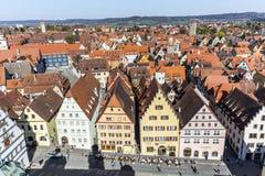 Rothenburg ob der Tauber, Bavaria, Germany Royalty Free Stock Photography