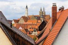 Rothenburg ob der Tauber Germany Stock Image