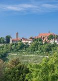 Rothenburg ob der Tauber,Bavaria,Germany Royalty Free Stock Photos