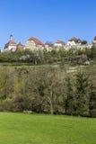 Rothenburg ob der Tauber, Bavaria, Germany Stock Photos