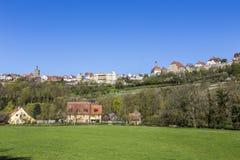 Rothenburg ob der Tauber, Bavaria, Germany Stock Images