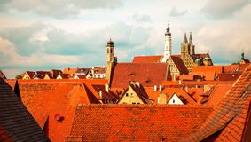 Rothenburg, Germany  Stock Image