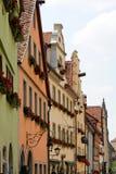 Rothenburg ob der Tauber, Bayern, Deutschland Lizenzfreie Stockfotografie