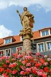 Rothenburg ob der Tauber, Bayern, Deutschland Stockfotos