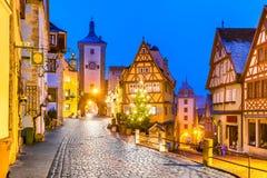 Free Rothenburg Ob Der Tauber, Bayern, Germany Stock Photography - 144384022