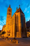 Rothenburg ob der Tauber Church Germany Royalty Free Stock Photography