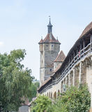 Rothenburg ob der Tauber Stock Photography