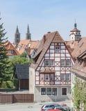 Rothenburg ob der Tauber Royalty Free Stock Images