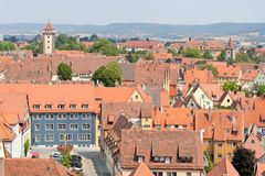 Rothenburg ob der Tauber Deutschland Stockfoto
