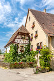 Rothenburg ob der Tauber, Franconia, Bavaria, Germany Royalty Free Stock Photography