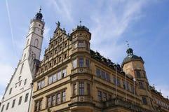 Rothenburg ob der Tauber, Germany Royalty Free Stock Images