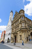 Rothenburg ob der Tauber, Germany Stock Photography