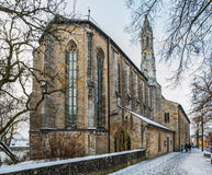 Rothenburg ob der Tauber, Germany - Gothic Church Royalty Free Stock Images