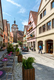 Rothenburg ob der Tauber Germany Royalty Free Stock Image