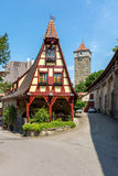 Rothenburg ob der Tauber Germany Stock Photo