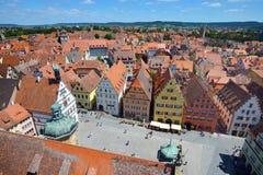 Rothenburg ob der Tauber, Germany Stock Images