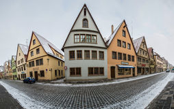Rothenburg ob der Tauber, Germany - Timber Framed Buildings III Stock Photography