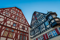 Rothenburg ob der Tauber - medieval town in Germany. Rothenburg - medieval town in Germany Royalty Free Stock Images