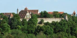 Rothenburg ob der Tauber Royalty Free Stock Photos
