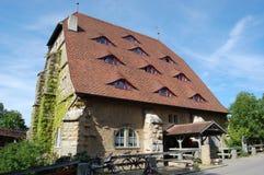 Rothenburg ob der Tauber - the Rossmuehle Stock Image