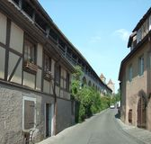 Rothenburg ob der Tauber Royalty Free Stock Image