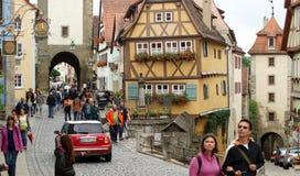 Rothenburg Stock Image