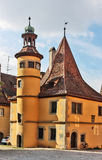 Rothenburg on the river Tauber,Bavaria,Germany Royalty Free Stock Image