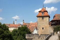Rothenburg ob der Tauber Royalty Free Stock Photo