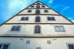 Rothenburg ob dera Tauben, Niemcy fotografia royalty free