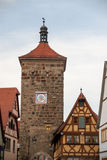 Rothenburg ob dera Tauber obrazy stock
