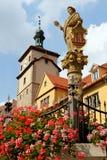 Rothenburg ob dera Tauber, Bavaria, Niemcy Obrazy Stock