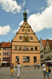 Rothenburg obder Tauber 1 Royaltyfri Bild