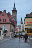 Rothenburg Royalty Free Stock Photos