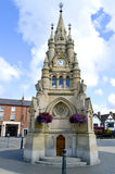 Rother Street Clock Tower Royalty Free Stock Photo