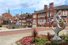 Rotherham Royaltyfri Foto