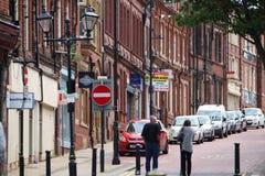 Rotherham UK Royaltyfri Bild