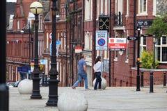 Rotherham UK Fotografering för Bildbyråer
