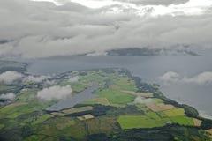 Rothesay Szkocja na Firth Clyde w Zjednoczone Królestwo Obraz Royalty Free