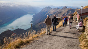Rothorn Mountain, Switzerland II Royalty Free Stock Photography