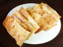 Roti Canai Arkivbild