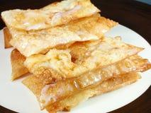 Roti Canai Lizenzfreie Stockfotos