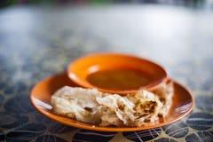 Roti Canai Images stock