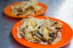 Roti canai food Stock Photos